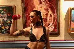 Diana Kleimenova Hugos-Party-28.09.20-Diana-Gewichte