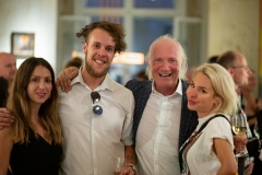 Collectors Night mit Curator Stephan Van Kuyk