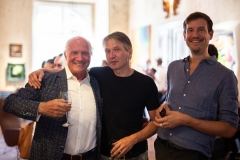 Collectors Night mit Bildhauer  arkus Schaller