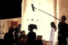 Stefano Casertano, Filmaufnahmen 2. November 2018