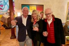 Bel-Etage-Club mit Jeannot Simmen und Christina-Eichel