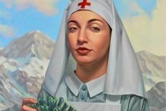 Paul Neberra, Lissabon The Caring Nurse, 2020
