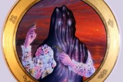 "Arian Cox ""Glow-Gardener in Mourning"""