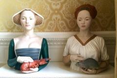 Mas-Gerard-zwei-Skulpturen
