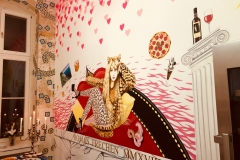 Küche mural von Roman Frechen